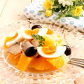【ヨーロッパのおそうざい】 アンダルシア風オレンジのサラダ ~ レモホン(Remojón) by 庭乃桃さん