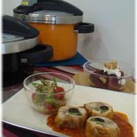 圧力鍋「orth(オース)」秋の食材を使った洋食メニュー♪
