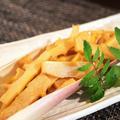■作り置き副菜【自家製メンマ作り再び^^】又竹の子を頂いて♪