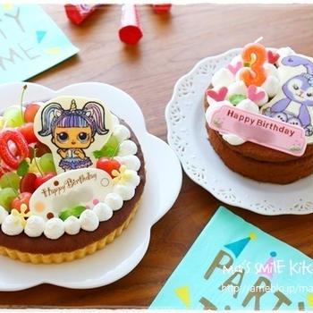 * 10歳&3歳のお誕生日♪ *
