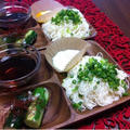 カフェで素麺だしたら、こんな感じなんやろうか~ by SHIMAさん