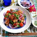 パクチー香る✿ライスクリスピーから揚げ ★タイの『ほっこり』で鯛釜炊き飯