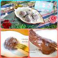 この食感がたまらない!レンジで簡単★フォンダンショコラ風~もちもちチョコ餅 by 桃咲マルクさん