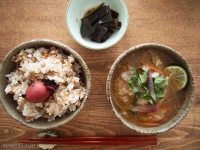 【STAUBレシピVOL.1】宮崎産の季節野菜のお味噌汁で体調を整えよう!