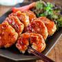 ♡ふわシャキ♡長芋入り鶏つくね♡【#簡単レシピ#時短#節約#お弁当#作り置き】