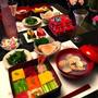 モザイク寿司でひな祭り