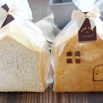 ただの食パンがこんなにも可愛くなる♡型と袋