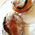 最後のたまき亭のパンと、ゴーヤとシラスのチャンプルー by makiさん