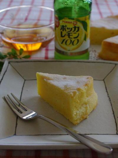 レモンブログ連載第3回 レモンガトーショコラ