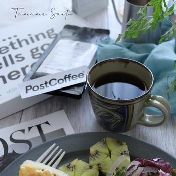 コーヒー定期便PostCoffee~たまトマサンド