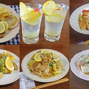 レモンでさっぱり!疲労回復レシピ6選