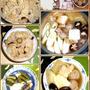 今夜は、トロカジキと自家製鶏団子鍋