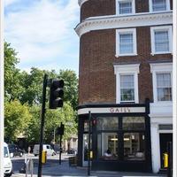 ロンドン新ブログのお知らせ「ロンドンのお菓子な日々」。