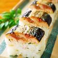 焼さんま寿司♪簡単おいしい秋の味覚レシピ by みぃさん
