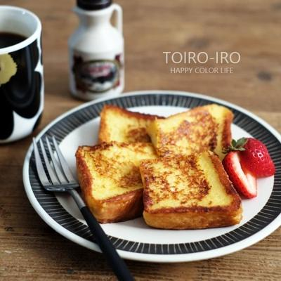 ふわとろな朝ゴパンと、今日のレシピ