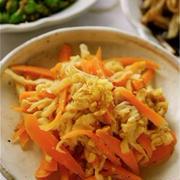 生姜味噌味切り干し煮