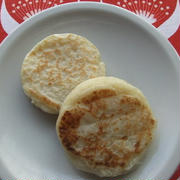 <イギリス・レシピ> クランペット【Crumpets】