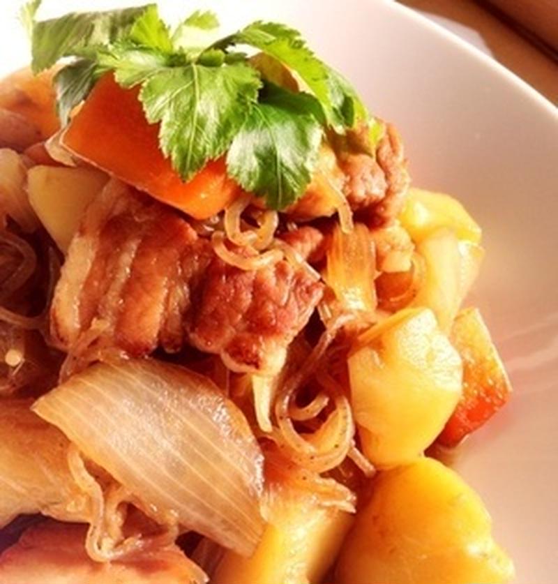 ほっこり柔らか!豚バラブロックを使った煮物レシピ