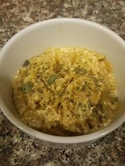 玉ねぎの豆腐イワシパテ和え