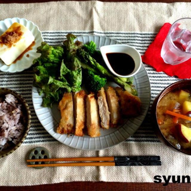 【簡単!!】新しい美味しさ。豚肉のカリカリ衣揚げと、「ポンツーン」に掲載して頂きました