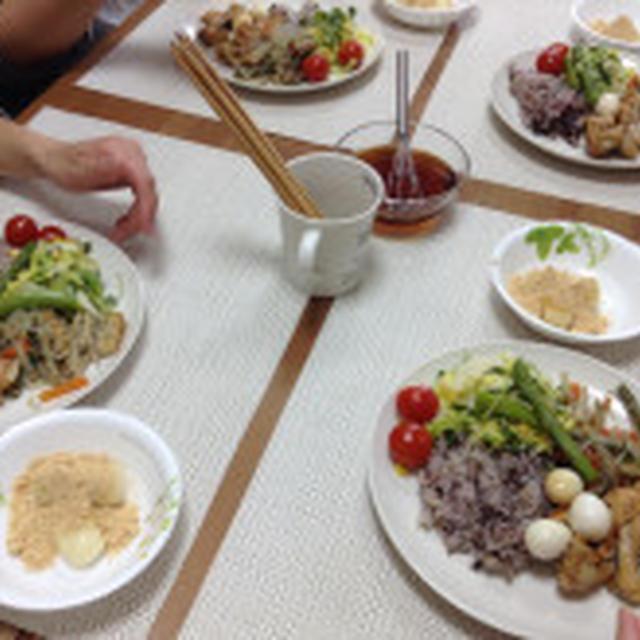 管理栄養士ママとティータイム食事相談会〜おうちの台所レッスン新イベント〜