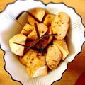 昆布と自然薯で☆シャキシャキ自然薯の浅漬け