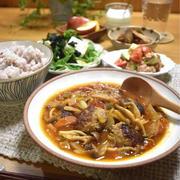 【レシピ】アボカドツナ納豆#簡単#時短#切るだけ#副菜 …リメイク晩ごはん。