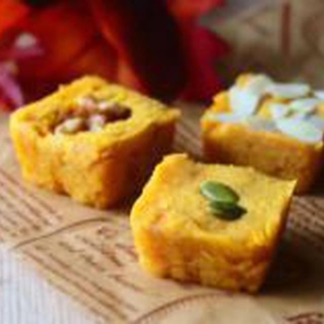 グルテンフリー!かぼちゃのココナッツブラウニー/Daylight Kitchen