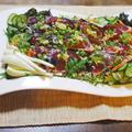 鰹のたたきの薬味サラダ by KOICHIさん