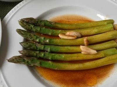 >野菜のマリネ2種 ♪アスパラガス&茄子♪ by Mchappykunさん