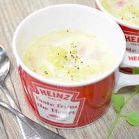 【スパイスアンバサダー】キャベツとベーコンの豆乳スープ<PR>