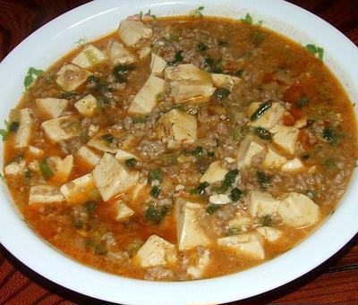 土井先生の麻婆豆腐&じゃがいもと玉ねぎのチーズ蒸し