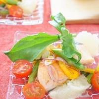 【モニター】フロリダグレープフルーツで桜鱒とアスパラのエスカベッシュ