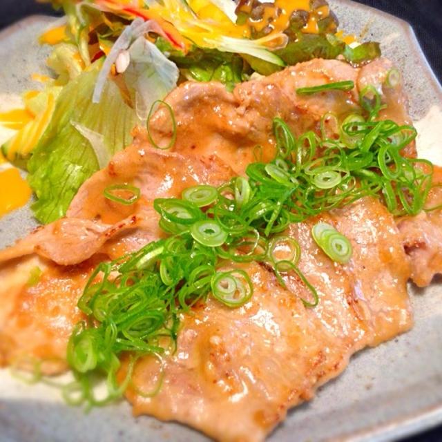 豚の生姜焼きを超越した「豚肉おかず」