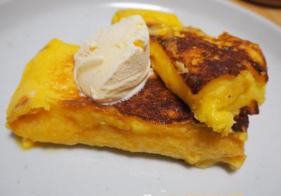 【レシピ】フレンチトースト! 懐かしい味を再現!