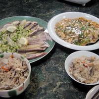 五香粉の香り♪ゴボウと舞茸の中華炊き込みご飯≪他2品≫