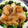 鶏のディアボラ風