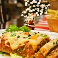 【きらきらイタリアンミートローフ】聖夜に輝くディナー