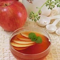 紅茶レシピ4*とろ~り滑らか!りんごはちみつホットティー*ダイエッターさん風邪引きさんにもおすすめ!