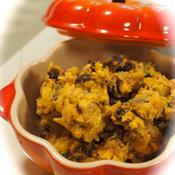シナモン香る〜お芋と南瓜の秋サラダ