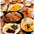 「餃子・エビチリ・中華粥など」♪ Dumplings & Porridge