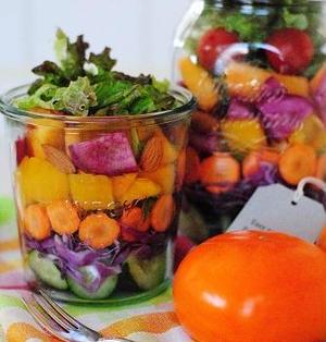 酵素たっぷりの食材を使ったサラダレシピ