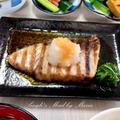 *和食* ブリが美味しい黄金の朝ごはん