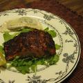 鮭のブラウンシュガー・マスタードグレーズのレシピ