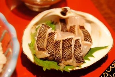アイナメのお造りに塩焼きに、さっぱり茗荷混ぜ寿司で夏の涼を楽しむ膳