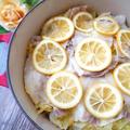 白菜と豚肉のさっぱりレモン重ね蒸し、と、増刷のお知らせ by たっきーママ(奥田和美)さん