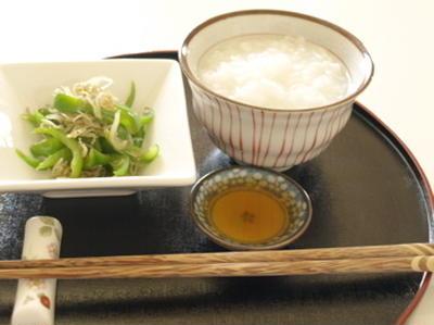 400年の歴史京都老舗のおかゆと命にかかわることもあるおかゆ~ためしてガッテン