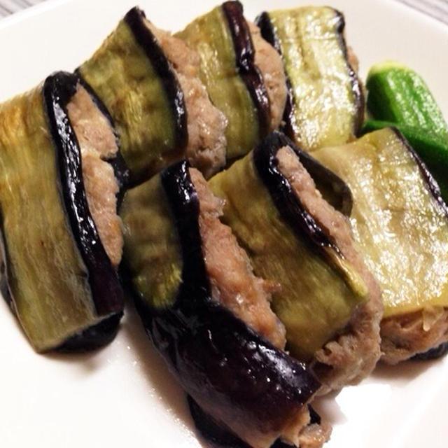 ナス と ひき肉 レシピ