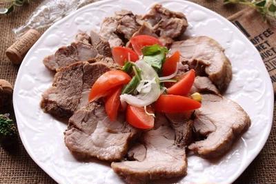 炊飯器におまかせ☆<簡単じゅーしー煮豚>と<・・・>2つの料理を同時に!