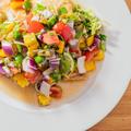 """""""酸味と辛味が決め手!""""カンパチの野菜たっぷりのサルサソースのレシピ・作り方"""